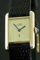 Pre-Owned CARTIER MUST DE CARTIER VERMILLE