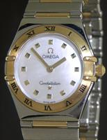 Pre-Owned OMEGA CONSTELLATION MINI MY CHOICE