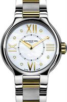 Pre-Owned RAYMOND WEIL NOEMIA MOTHER OF PEARL