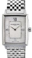 Pre-Owned RAYMOND WEIL TRADITION TANK STYLE MOP DIAL