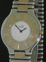 Pre-Owned CARTIER MUST DE CARTIER 21