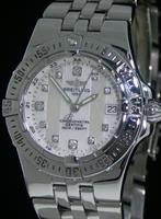 Pre-Owned BREITLING WINDRIDER STARLINER MOP DIAL