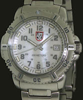 Pre-Owned LUMINOX MOTHER OF PEARL SAPPHIRE
