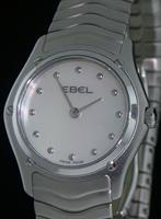 Pre-Owned EBEL CLASSIC WAIVE MOP DIAL