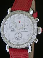Pre-Owned MICHELE CSX DIAMOND CHRONOGRAPH