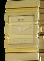 Pre-Owned PIAGET 18KT SOLID GOLD POLO QUARTZ