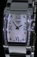 Pre-Owned TISSOT GENEROSI-T DIAMOND BEZEL