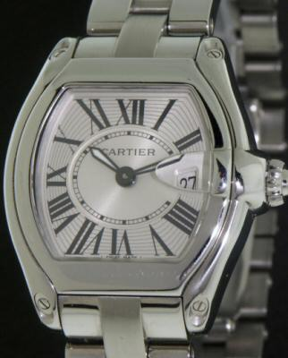 Pre-Owned CARTIER ROADSTER QUARTZ