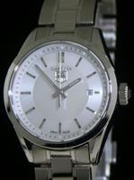 Pre-Owned TAG HEUER CARRERA MOTHER-OF-PEARL 27MM