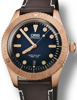 Pre-Owned ORIS CARL BRASHEAR BRONZE CASE 42MM