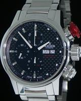 Pre-Owned EDOX WRC CHRONORALLY AUTO CHROGRAPH