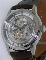 Pre-Owned ORIS FULL SKELETON FLOATING