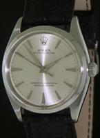 Pre-Owned ROLEX OYSTER PERPETUAL SILVER