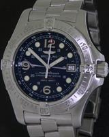 Pre-Owned BREITLING SUPEROCEAN STEELFISH X-PLUS