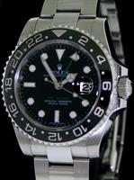 Pre-Owned ROLEX OYSTER GMT MASTER II CERAMIC