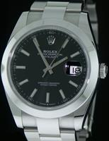 Pre-Owned ROLEX OYSTER DATEJUST 41