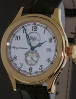 Pre-Owned BALL FLYING SCOTSMAN 18KT ROSE GOLD