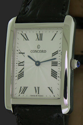 Pre-Owned CONCORD BENNINGTON CLASSIC QUARTZ
