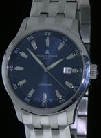 Pre-Owned JACQUES LEMANS STAINLESS STEEL AUTOMATIC BLUE