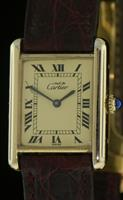 Pre-Owned CARTIER MANUAL WIND TANK