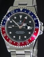 Pre-Owned ROLEX GMT-MASTER II PEPSI