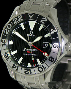 Pre-Owned OMEGA SEAMASTER GMT CHRONOMETER