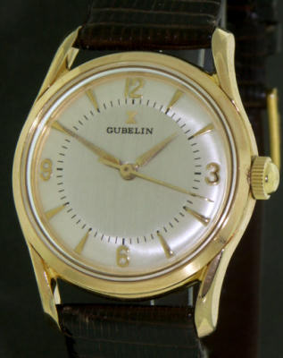 Pre-Owned GUBELIN SELF-WINDING CLASSIC