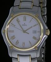 Pre-Owned EBEL 18KT GOLD & STEEL 1911