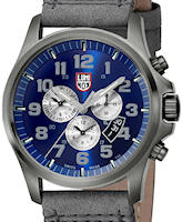 Pre-Owned LUMINOX FIELD CHRONO BLUE DIAL
