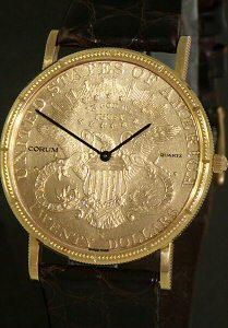 Pre-Owned CORUM $20 LIBERTY HEAD 1904