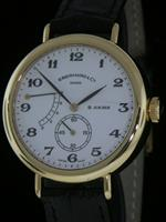 Pre-Owned EBERHARD 8 DAYS POWER RESERVE 18KT GOLD