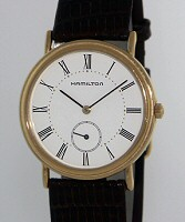 Pre-Owned HAMILTON QUARTZ WATCH