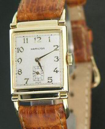 Pre-Owned HAMILTON WILSHIRE 5705