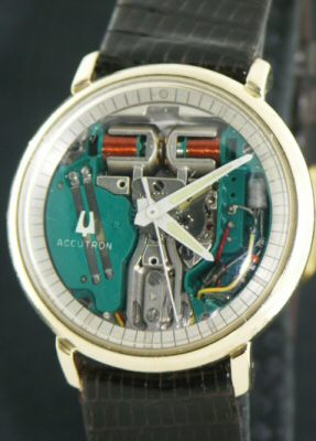 Pre-Owned ACCUTRON 214 SPACEVIEW