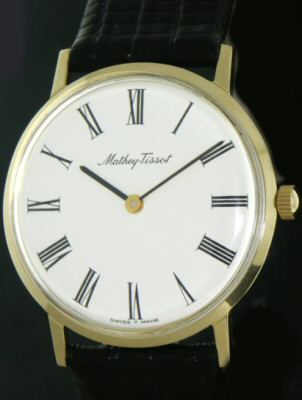 Pre-Owned MATHEY-TISSOT 14KT GOLD