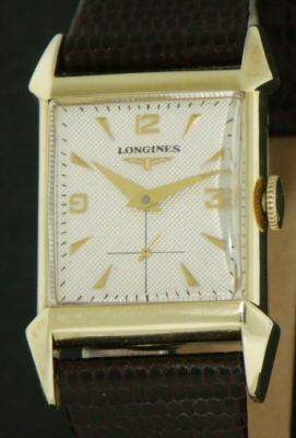 Pre-Owned LONGINES 10KT GOLD FILLED