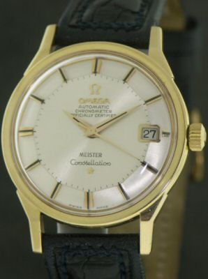 Pre-Owned OMEGA 18KT CONSTELLATION