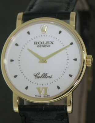 Pre-Owned ROLEX CELLINI 18KT MODEL 5115