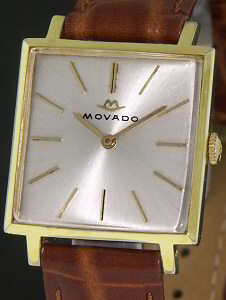 Pre-Owned MOVADO MANUAL WIND
