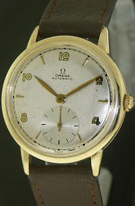 Pre-Owned OMEGA 14KT GF AUTOMATIC