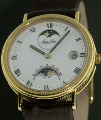 Pre-Owned JEAN D`EVE MOON PHASE DAY/NITE