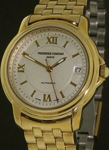 Pre-Owned FREDERIQUE CONSTANT AUTOMATIC GOLD TONE