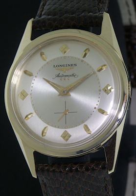 Pre-Owned LONGINES 14KT SOLID GOLD AUTOMATIC