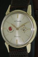 Pre-Owned LECOULTRE 14KT GOLD FUTUREMATIC POWER