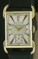Pre-Owned LE COULTRE 14KT GOLD CASE MANUAL WIND