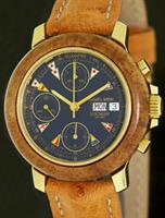 Pre-Owned LOCMAN LIBECCIO AUTOMATIC CHRONOGRAPH