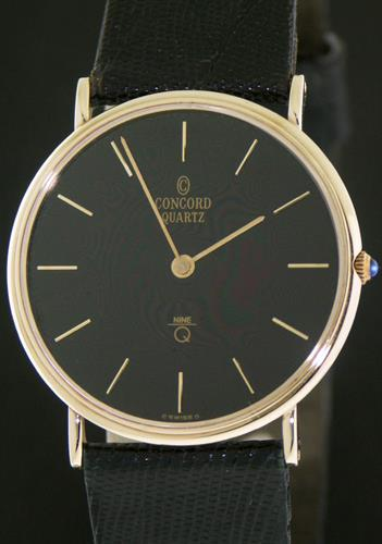 Concord 14kt Gold Ultra Thin 20.81.218