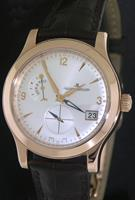 Pre-Owned JAEGER LECOULTRE MASTER CONTROL HOMETIME 18KT