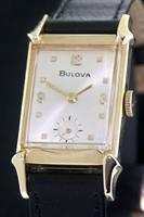 Pre-Owned BULOVA 14KT SOLID GOLD CASE