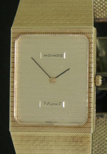 Movado 1981